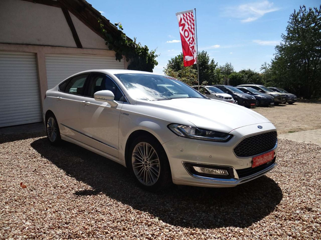 FORD MONDEO VIGNALE - HYBRID