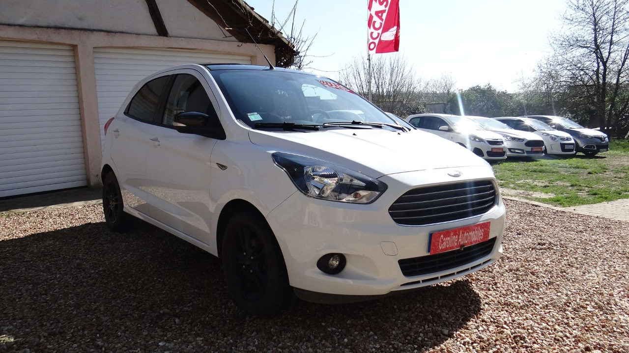 FORD KA+ WHITE EDITION 5P
